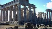 Остров Эгина, Храм Афины Афеи