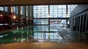 Бассейн с радоновой водой