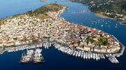 Остров Порос, Греция