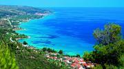 Полуостров Халкидики, Греция