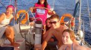 Аренда парусной яхты, Пелопоннес, Греция