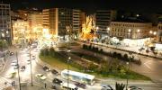 Площадь Омония, Афины, Греция