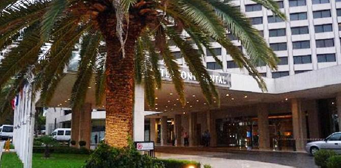 Отель Inter Continental, Афины