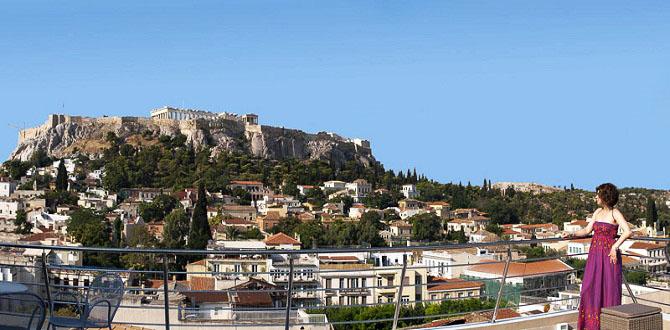 Отель Plaka, Афины