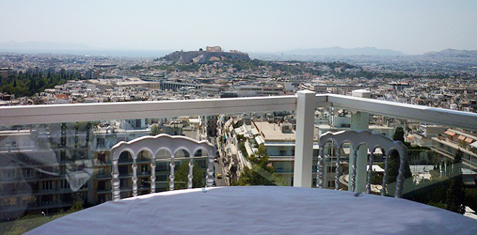 Отель St.George Lycabettus,  Афины