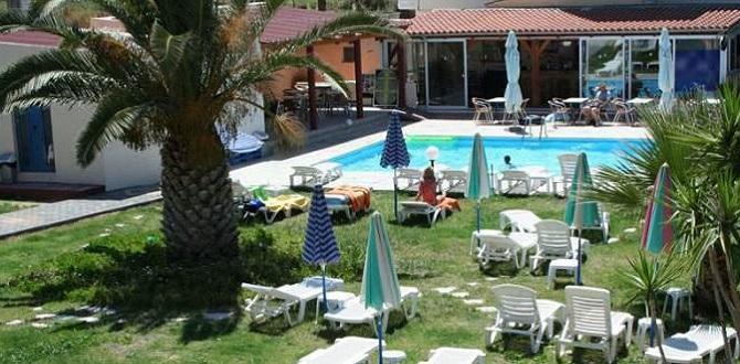 Отель Australia, Остров Крит