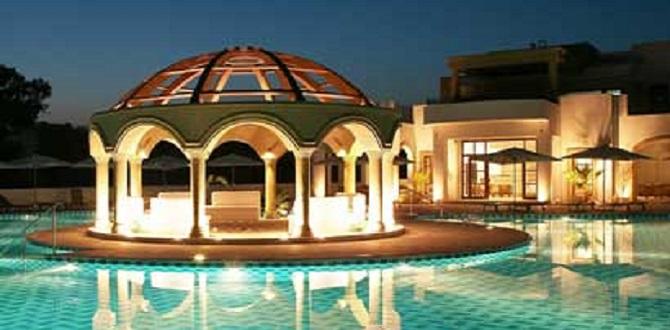Отель Lindian Village, Остров Родос, Греция