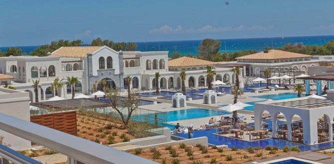Отель Anemos Luxury Grand, Остров Крит, Греция