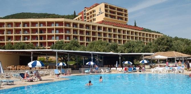 Отель Nissaki Beach, Остров Корфу, Греция