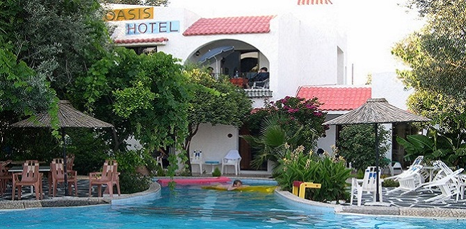 Отель Oasis Bungalow, Остров Родос, Греция