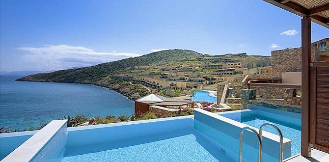 Отель Daios Cove, Остров Крит, Греция