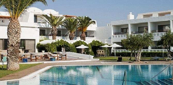 Отель Minos Palace, Остров Крит