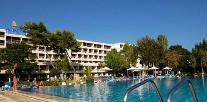 Отели на Пелопоннесе, Греция