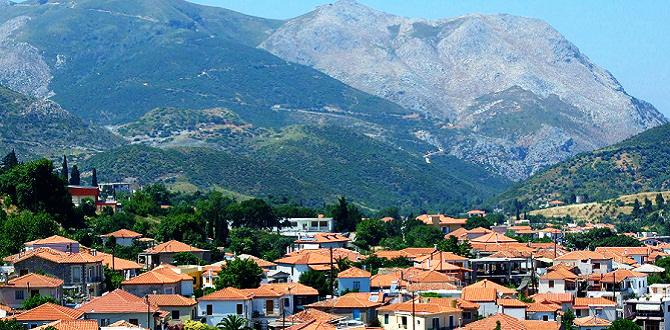 Остров Эвия, Греция