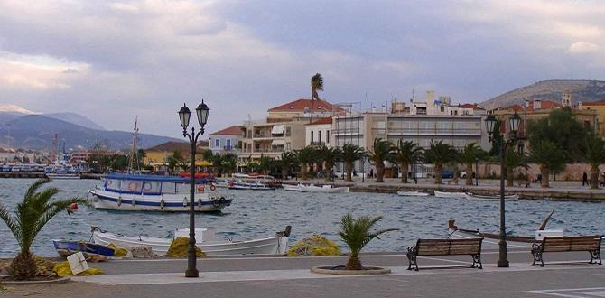 Нафплион, Полуостров Пелопоннес, Греция