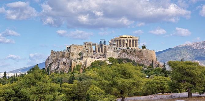 Акрополь и его музей
